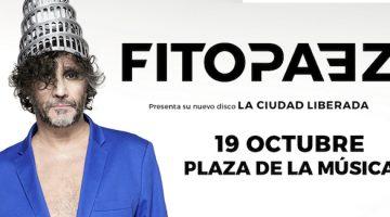 Fito Paez en Córdoba 2018