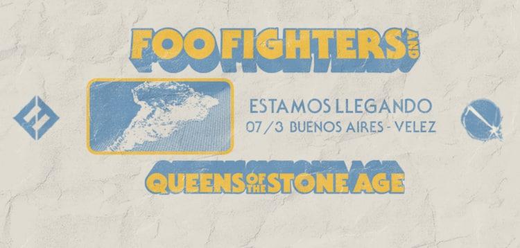 Foo Fighters en Argentina 2018: Precios y entradas en venta