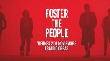 Foster The People en Argentina 2018