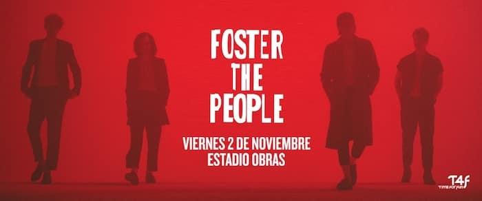 Foster the People en Argentina 2018: Precios y entradas en venta