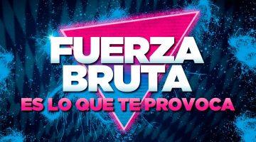 Fuerza Bruta en Buenos Aires 2017