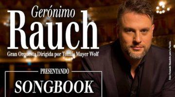 Gerónimo Rauch en el Luna Park 2017