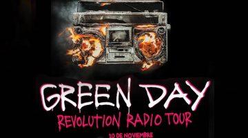 Green Day en Argentina 2017: Estadio Velez