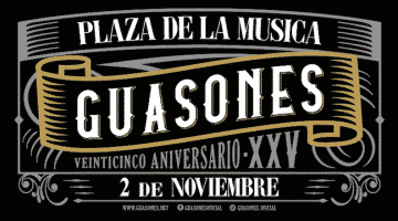 Guasones en Córdoba 2018