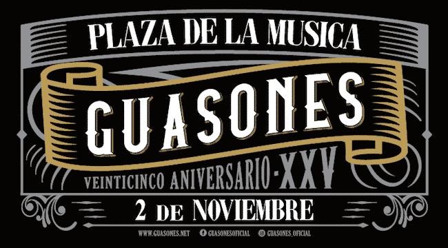 Guasones en Córdoba 2018: Precios y entradas en venta