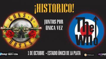 Guns N' Roses en Argentina 2017: Estadio Único