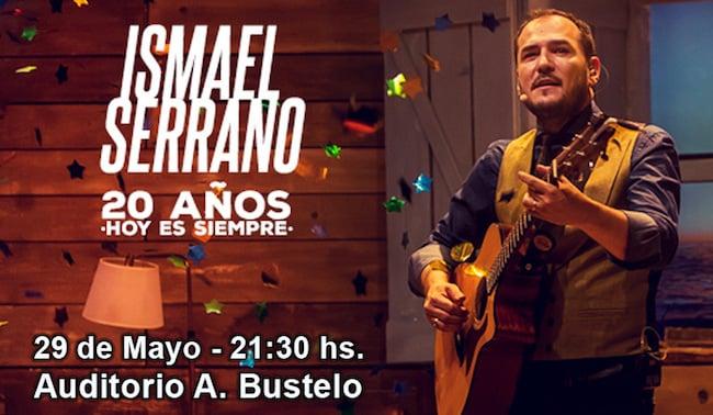 Ismael Serrano en Mendoza 2018: Precios y entradas en venta