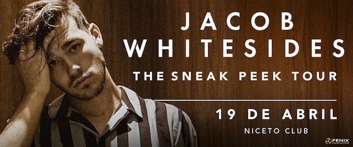 Jacob Whitesides en Argentina 2018: Precios y entradas en venta