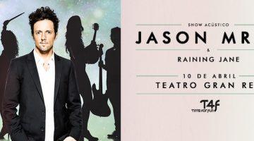 Jason Mraz en Argentina 2015: Precios y entradas en venta