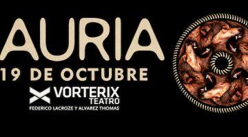 Jauria en el Teatro Vorterix