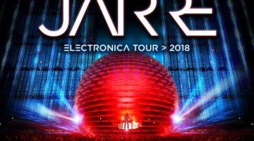 Jean-Michel Jarre en Argentina 2018: Luna Park