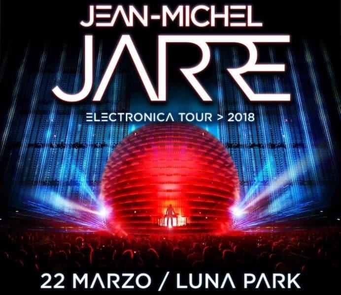 Jean-Michel Jarre en Argentina 2018: Precios y entradas en venta