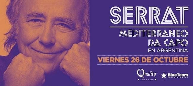 Joan Manuel Serrat en Córdoba 2018: Precios y entradas en venta
