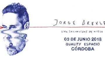 Jorge Drexler en Córdoba 2018