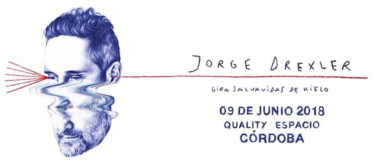 Jorge Drexler en Córdoba 2018: Precios y entradas en venta