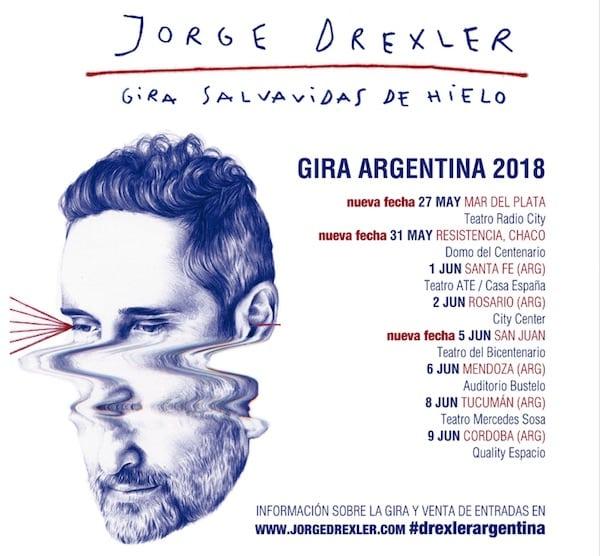 Jorge Drexler en Mar del Plata 2018: Precios y entradas en venta