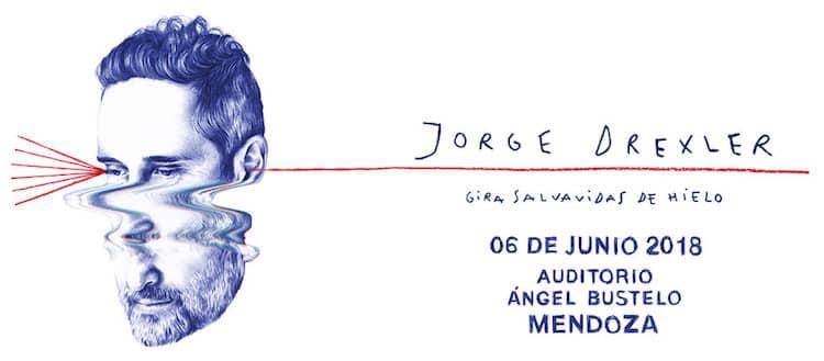 Jorge Drexler en Mendoza 2018: Precios y entradas en venta