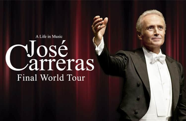 José Carreras en Rosario 2017: Precios y entradas en venta