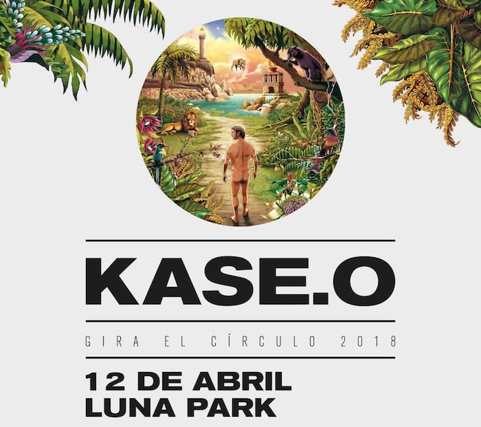 Kase.O en Argentina 2018: Precios y entradas en venta