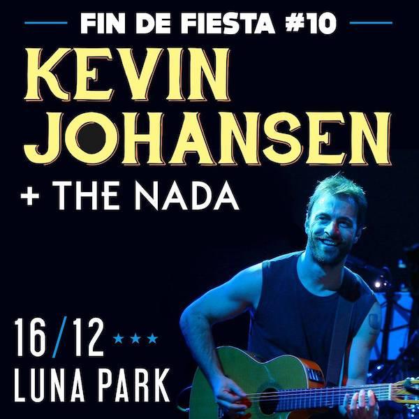 Kevin Johansen en el Luna Park 2018: Precios, horarios y entradas