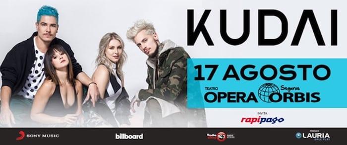 Kudai en el Teatro Opera 2018: Precios y entradas en venta