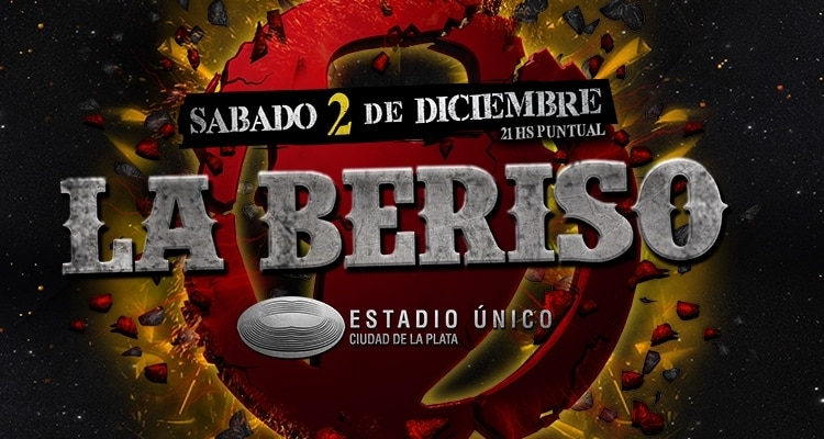 La Beriso en el Estadio Unico de La Plata 2017: Precios y entradas en venta