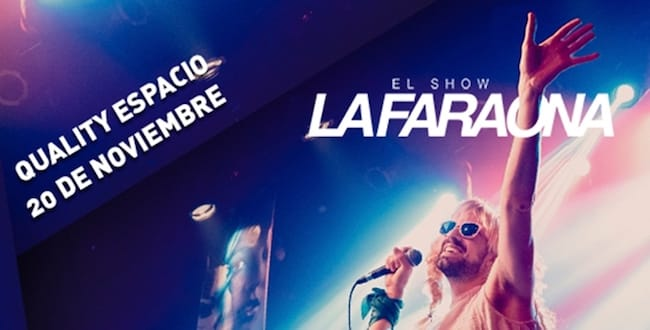 La Faraona en Córdoba 2018: Precios, horarios y entradas en venta