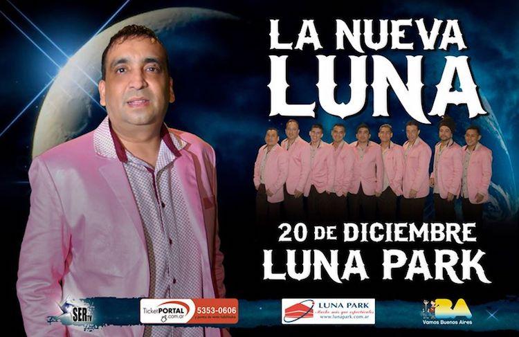 La Nueva Luna en el Luna Park 2016: Precios y entradas en venta