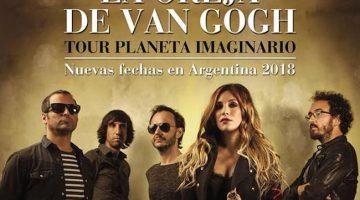 La Oreja de Van Gogh en Mar del Plata 2018