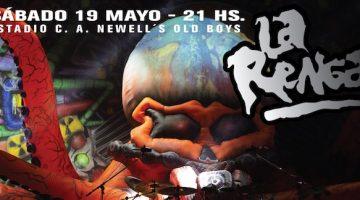 La Renga en Rosario 2018