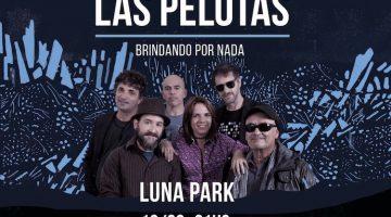 Las Pelotas en el Luna Park 2016
