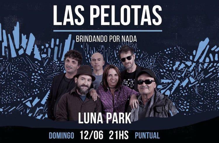Las Pelotas en el Luna Park 2016: Precios y entradas