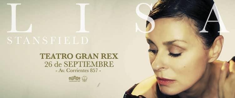 Lisa Stansfield en Argentina 2016: Precios y entradas en venta