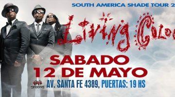 Living Colour en Argentina 2018