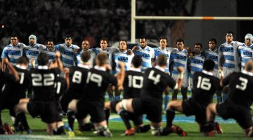 Los Pumas vs All Blacks en Argentina 2016