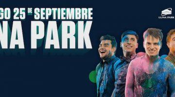 Los Totora en el Luna Park 2016