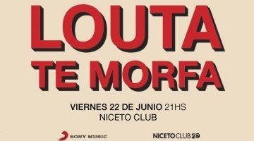 Louta en Niceto Club 2018