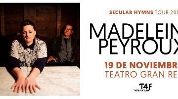 Madeleine Peyroux en Argentina 2017: Gran Rex