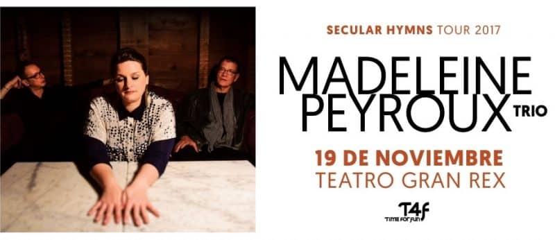 Madeleine Peyroux en Argentina 2017: Precios y entradas en venta
