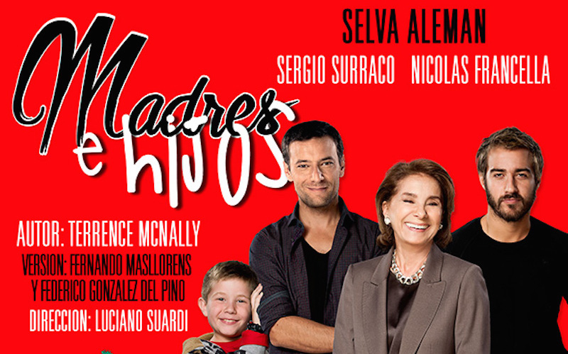 Madres e hijos en el Multiteatro 2015: Precios y entradas