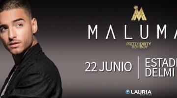 Maluma en Salta 2016
