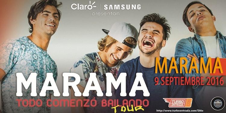 Marama en Rosario 2016: Precios y entradas en venta