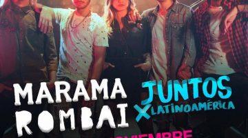 Marama y Rombai en el Luna Park 2017