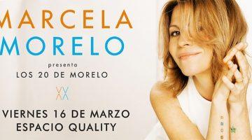 Marcela Morelo en Córdoba 2018