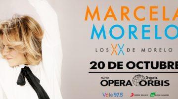 Marcela Morelo en el Teatro Opera 2018