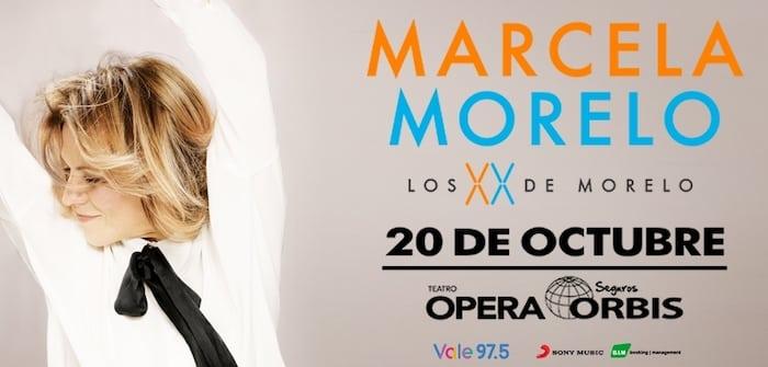 Marcela Morelo en el Teatro Opera 2018: Precios y entradas en venta