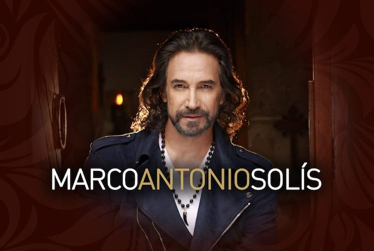 Marco Antonio Solis en el Luna Park 2016: Precios y entradas en venta