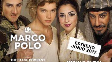 Marco Polo en el Teatro Maipo 2017: Franco Masini