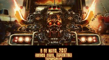 Maximus Festival 2017 en Buenos Aires