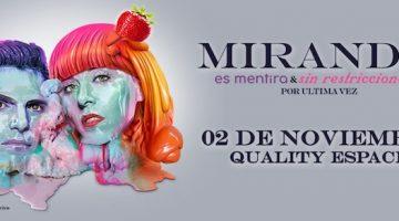 Miranda en Córdoba 2018